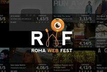 Roma Web Fest 2016 / Tutte le novità della nuova edizione del Roma Web Fest.