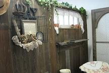 Doors, Windows, Rustic Wood Projects
