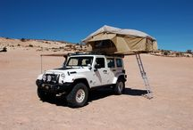 Jeeps Can Go Anywhere / This Board contains pictures of the places we've been to: auto shows, official Jeep events, and much more...
