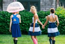LulaKate // 2016 Bridesmaids / 2016 Editorial Shoot in Watch Hill, Rhode Island at the Ocean House // Kat Harris Photography // Beth Chapman Styling // Hana Floral // Jennie Kay Beauty