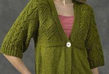 knit / by Peg Rice