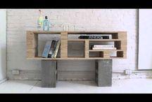 Muebles / Muebles q puedo hacer yo misma