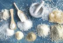 Gourmet Sea Salts / Sea salts for seasoning and finishing your favorites foods.