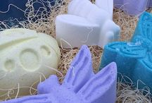 Bath bombs / Fizz bombs
