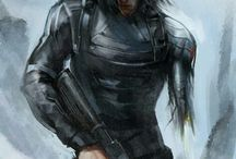 "James Buchanan ""Bucky"" Barnes"