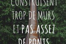 Citations : en  français