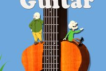 Granny's Guitar / Children's Picture Book On How To Raise An Optimistic Child Kindle Edition + Free Coloring Book Inside!