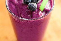 Get healthy with a SmOOtHiE / Healthy smoothies and drinks