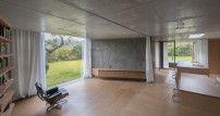 Interessante Häuser / Fassaden, Inneneinrichtungen, Materialien für Häuser, Grundrisse