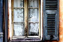 Open the window....