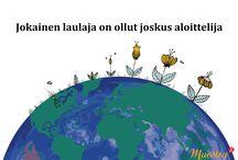 Silkkaa laulamisen iloa! / Maestran ja joskus muidenkin ajatuksia laulamisesta. Tutustu toimintaamme www.maestra.fi ja joukkorahoituskampanjaamme laulun oppimateriaalin tekemiseksi http://mesenaatti.me/maestra-oppimateriaali-laulunopetukseen/