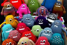crochet ugly dolls
