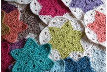 mantel de crochet