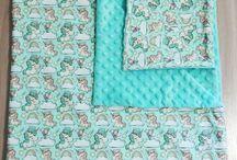 Мои работы / Детский текстиль