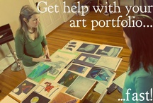 PortPrep / Resources to help you increase your chances of getting into arts college.