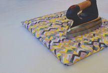 ironing pad