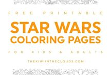 Coloring Pages / DIY printable coloring pages you can print and color at home.