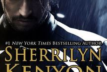 Sherrilyn Kenyon / One of my favourite authors