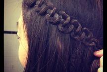 hair / by Marissa {RowdyRunts.Etsy.com}
