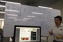 Thăm công ty Unox, Italya. / Chuyến thăm và làm việc, trainning sản phẩm với công ty hàng đầu sản xuất lò nướng đa năng, lò nướng đối lưu & lò nướng bánh.