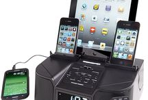 charger dock case stand  / by TechnoBlog1