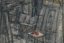 giacometti draws