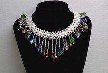 Korálky náhrdelník
