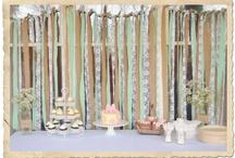 bridal shower ideas  / by Ashley Chumbley