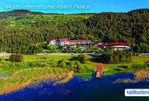 Taksim Internetional Abant Palace / Taksim Internetional Abant Palace'da dört mevsim huzuru keşfedin...