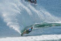 Water skiing / Slalom