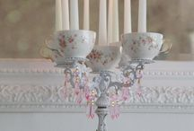 vintage China crafts