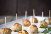 crab cakes / Crab cake and Crab meat recipes / by Christina