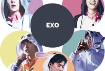 ❤️❤️EXO❤️❤️ / We are one