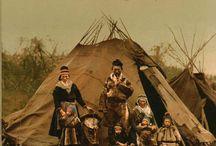 { Costume : Indigenous People }
