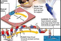 Track jumps