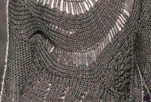 Inspiration for knitting / Inspiration for design