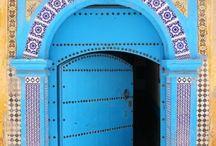 Doors  / one door closes another door opens