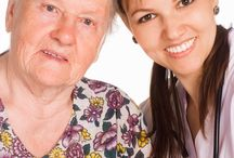 Caregiver Service in Los Angeles / Seniors need assistance for daily living activities? Find a devoted home care provider to offer their expert support in the comfort of the senior's own home. / by A-1 Home Care, A-1 Domestic Professional Services