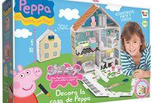 Peppa Pig / Fotos de los juguetes de Peppa Pig
