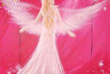 Decor Ideas; Angel Artwork