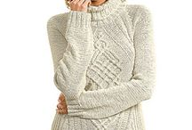 Sweaters & Pullovers / Hand-knitted sweaters and pullovers. Вязаные свитера и джемперы.