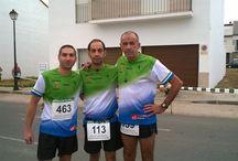 Carrera Gerena 23 Noviembre de 2014