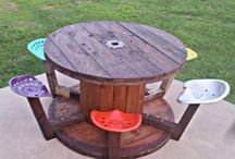 Woodwork & upcycled items