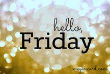 Hello World! / Un saluto, un pensiero, uno status, una frase, da condividere con i nostri followers :-)