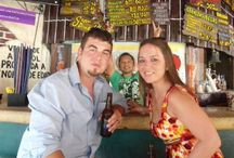 Fat Tuesday Cozumel / We are easy to find. If you arrive by cruise ship at the Puerta Maya pier, we are right there on your left just as you step of the pier and enter the dining and shopping area. We are that big palapa hut with our name on the top. Great food and cold drinks are waiting.