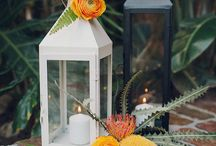 Centerpieces & Side Tables