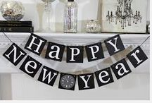 { BLING-ing in the New Year! } / Glitz & Style from around the world -- HAPPY NEW YEAR!