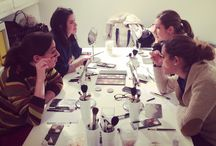 Make up & Make Up workshops at Little Lab