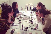 Make up & Make Up workshops at Little Lab