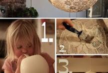 DIY Crafts / Ideas & Inspiration